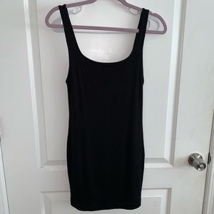 Audrey 3.1 black mini dress
